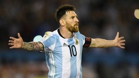 """Macri: """"Dios y Messi dirán si Argentina ganará el Mundial"""""""