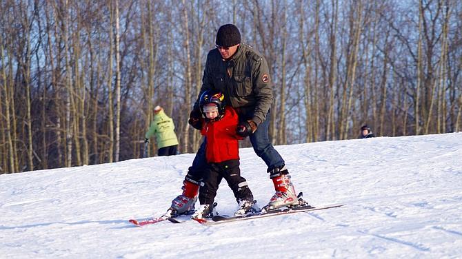 Invita a tus seres queridos a pasar un día distinto al aire libre en el invierno