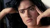 """Foto que la actriz mexicana Salma Hayek colgó en su cuenta de Instagram cuando denunció los abusos de Harvey Weinstein mientras filmaba la película """"Frida""""."""