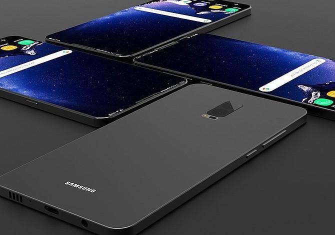 Se filtra el primer video del Galaxy S9