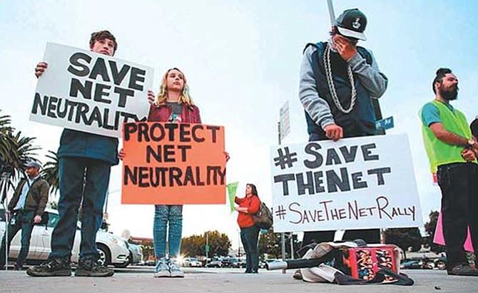 La riesgosa eliminación de la neutralidad de Internet