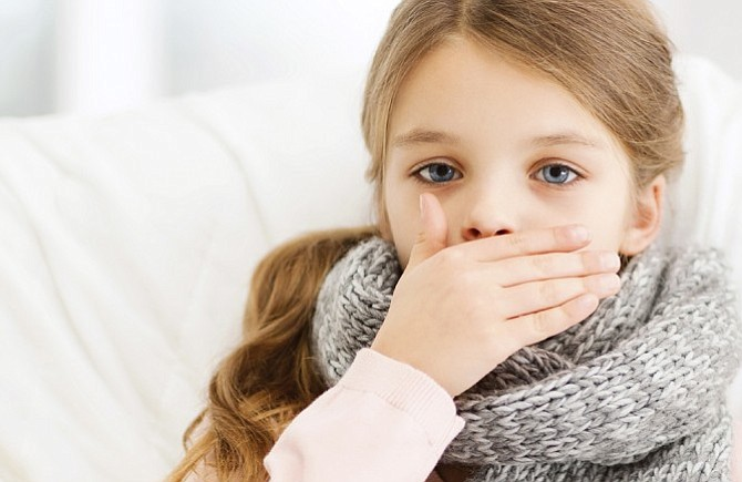 ¿Por qué mi niño tose tanto?