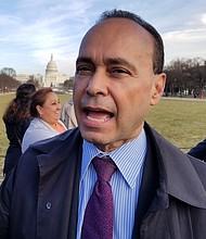 """Gutiérrez: """"Soy un miembro de la Casa de Representantes, por favor no me pidan que controle el Senado también"""""""