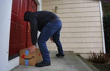 A casi 1 de cada 3 personas le han robado paquetes de la puerta de su casa