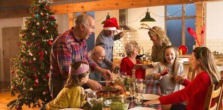 Navidad, una fiesta familiar