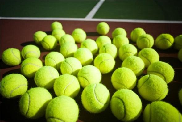 La tenista estadounidense Serena Williams se alista para su regreso
