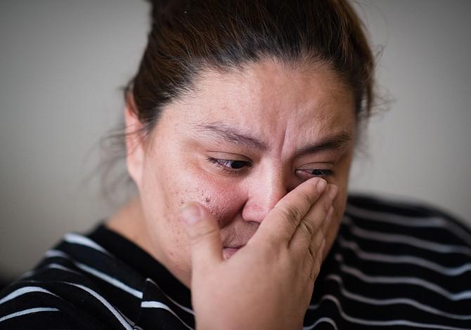 """""""La gente aquí vive con miedo"""": La MS-13 amenaza a una comunidad a siete millas de la Casa Blanca"""