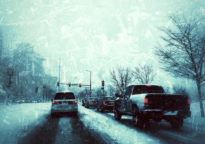Diez consejos para conducir cuando cae nieve