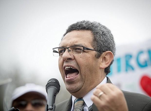ACTIVISTA. Gustavo Torres, Director Ejecutivo de CASA.