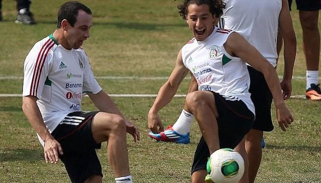 FIFA.com le pidió a Andrés Guardado, el capitán de la selección mexicana, que repasase las tres Copas Mundiales de la FIFA que ha disputado para rescatar un momento especial de cada una de ellas.
