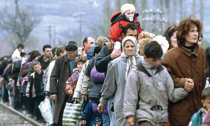 Migración se disparó  en todo el mundo