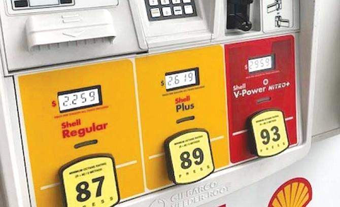 El año inició con la gasolina más costosa  de los últimos cuatro años