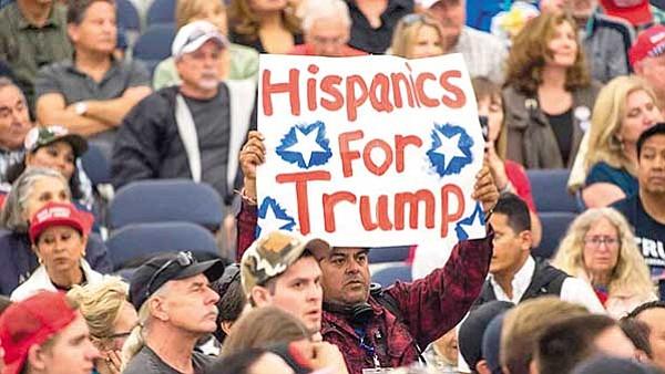 Inmigrantes niegan sus raíces