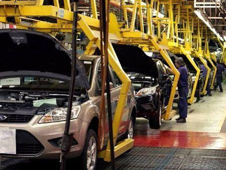 Producción de vehículos sube 25% en Brasil en 2017