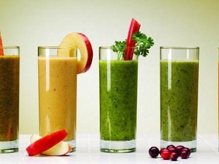 Cuidado con las dietas détox