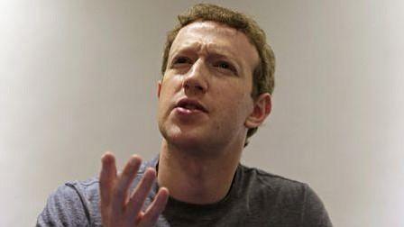 Zuckerberg quiere en 2018 proteger a usuarios de Facebook de ataques y abusos