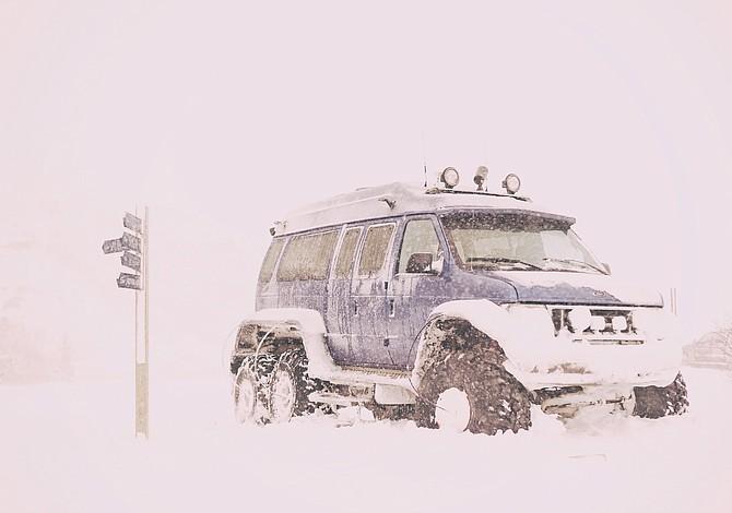 Cinco tips para prevenir que se congelen las puertas del carro en el invierno