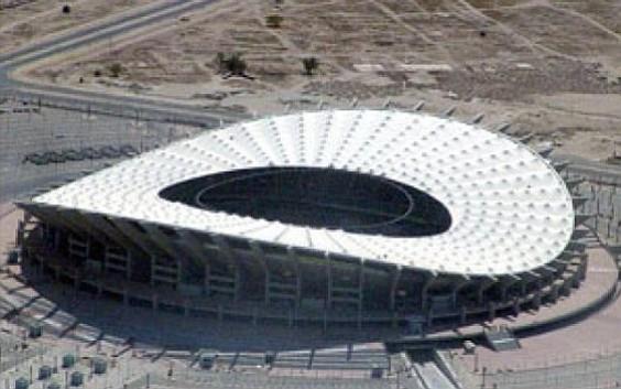 Colapso de pared dejó 40 heridos en el estadio de fútbol Kuwait City