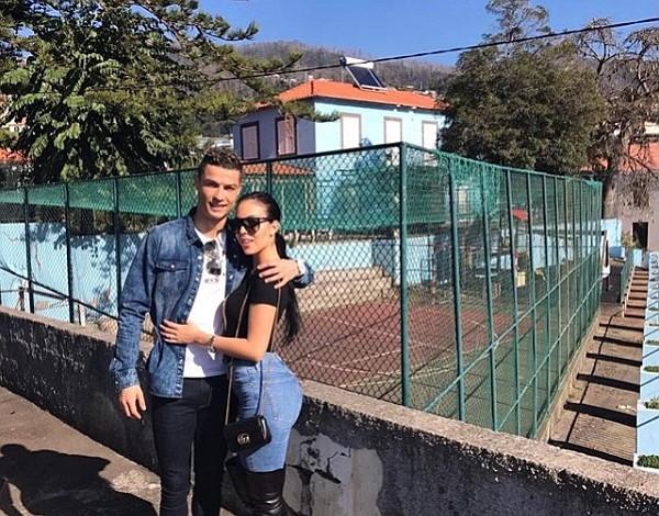 El hogar de la infancia de Cristiano Ronaldo que dejó impactada a Georgina