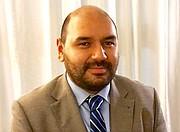 Alvarenga pasó del ser el Enlace Comunitario del Condado de Montgomery a Telemundo