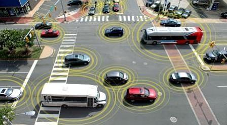 Ford apuesta por tecnología CV2X para conectar autos y ciudades
