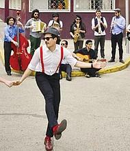 Bailar swing