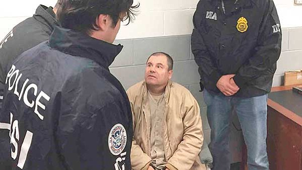 Se aplazó el inicio del juicio a 'El Chapo'