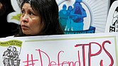 SITUACIÓN. La ansiedad e incertidumbre se apodera de los inmigrantes con TPS, ya que no pueden planear su futuro a largo plazo.