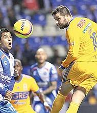 Puebla vs. Tigres