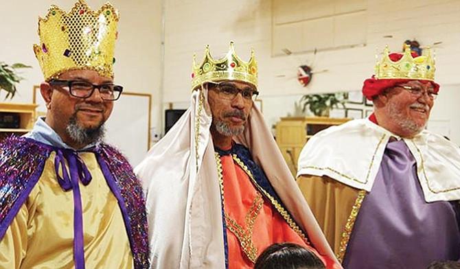 A celebrar la Octavita de Reyes