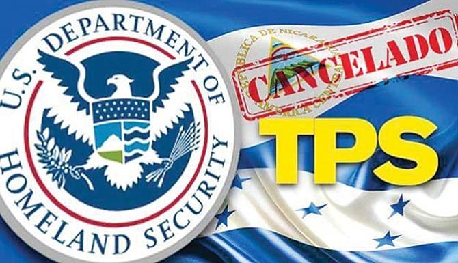 Cancelaron TPS de salvadoreños