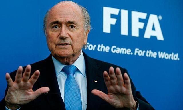 Blatter contrario a que se use el VAR en el Mundial de Rusia
