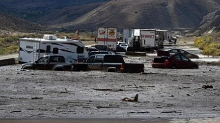 Death toll from California mudslides reaches 15