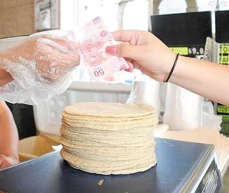 BÁSICO. La tortilla es un alimento indispensable para millones de personas en México.