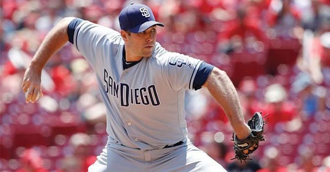 Craig Stammen confirmó su contrato con los Padres de San Diego para la próxima temporada. Foto-Cortesía: NBC Sports.