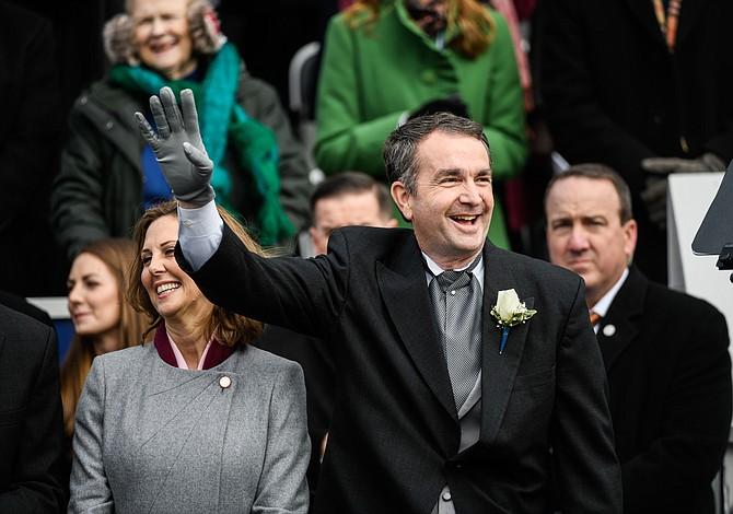 Ralph Northam se convierte en el gobernador 73 de Virginia