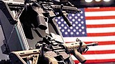 GANANCIAS. Una serie de conflictos globales propició una millonaria rentabilidad para la industria armamentística del país.