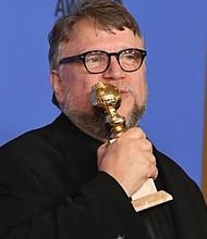 Guillermo Del Toro triunfador de los Globos de Oro y de la Crítica por La forma del agua. Foto: Webzine DX.com.py
