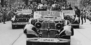 El Mercedes que usó Hitler