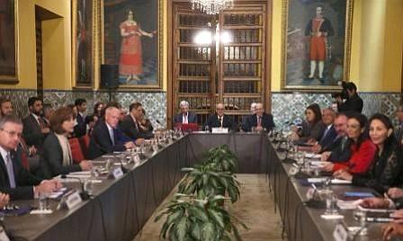 Grupo Lima analizará en Santiago situación de Venezuela