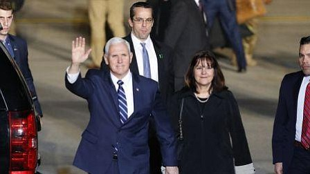Pence anuncia apertura de embajada de EEUU en Jerusalén antes de 2020