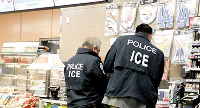 Cuando el ICE visita tu centro laboral