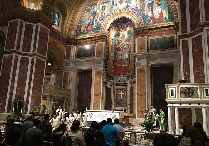 Misa por Venezuela en Catedral de San Mateo