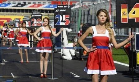 La F1 prescinde de las azafatas en la parrilla de salida