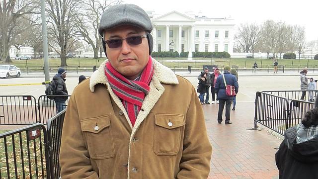 DIRIGENTE. Abel Núñez, Director Ejecutivo de CARECEN, dice que Trump ratificó en su discurso su sentimiento antiinmigrante.