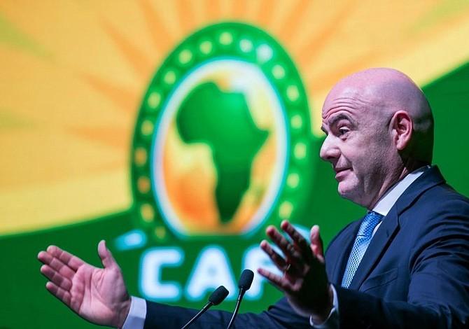 Infantino no tiene candidato favorito para el Mundial de 2026