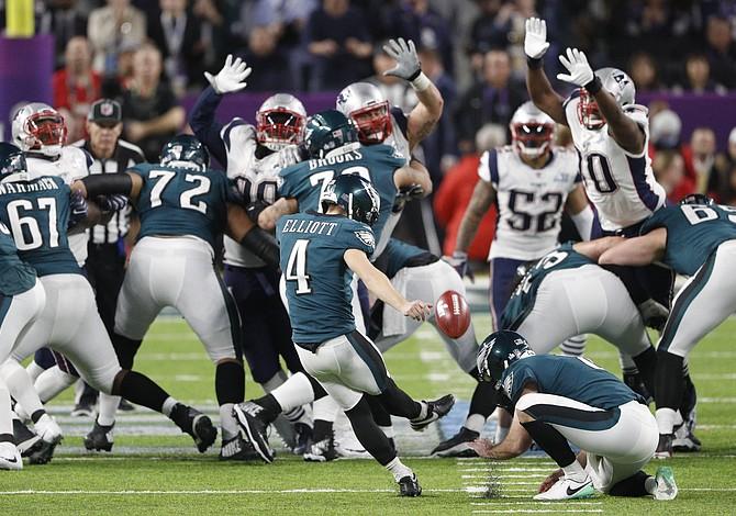 Eagles de Philadelphia ganaron a los Patriots en el Super Bowl