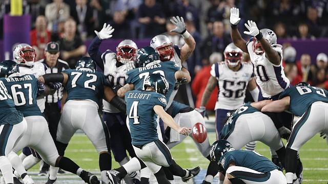 Los Eagles celebran su victoria en el Super Bowl 2018