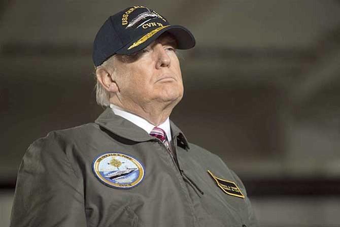 Trump pidió realizar un apoteósico desfile militar