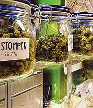 Solamente en 15 de los 58 condados se había iniciado, a principios de este nuevo año, la comercialización de cannabis, en sus diversas presentaciones. Foto-Cortesía: hwvalpo.cl